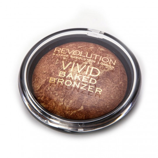 Makeup Revolution Vivid Baked Bronzer - Rock On World