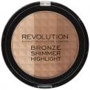 Makeup Revolution Ultra Bronze Shimmer and Highlight