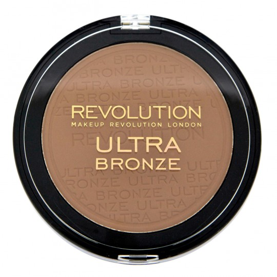 Makeup Revolution Ultra Bronze Pressed Powder Bronzer