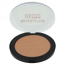 Makeup Revolution Ultra Bronze Pressed Powder Bronzer