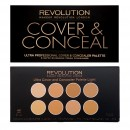 Makeup Revolution Ultra Cover & Conceal Palette - Light