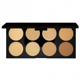 Makeup Revolution Ultra Cover & Conceal Palette - Light/Medium