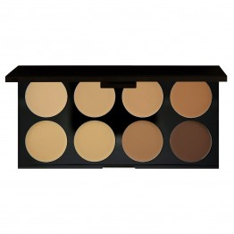 Makeup Revolution Ultra Cover & Conceal Palette - Medium/Dark