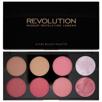 Makeup Revolution Ultra Blush Palette - Sugar and Spice