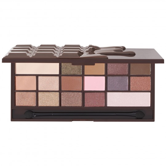 I Heart Makeup I Heart Chocolate (by Makeup Revolution)