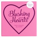 I Heart Makeup Blushing Hearts Blusher - Blushing Heart (by Makeup Revolution)