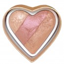 I Heart Makeup Blushing Hearts Blusher - Peachy Keen Heart (by Makeup Revolution)