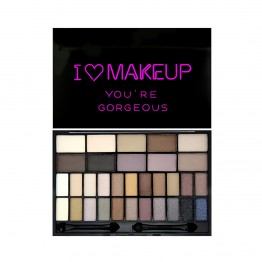 I Heart Makeup Theme Palette - You're Gorgeous (by Makeup Revolution)