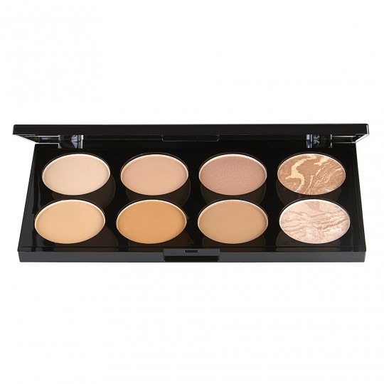 Makeup Revolution Ultra Professional Bronze Palette - All About Bronze