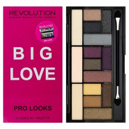 Makeup Revolution Pro Looks Palette - Big Love