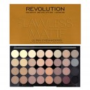 Makeup Revolution Ultra 32 Eyeshadow Palette - Flawless Matte