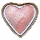 I Heart Revolution Blushing Hearts Blusher - Peachy Pink Kisses