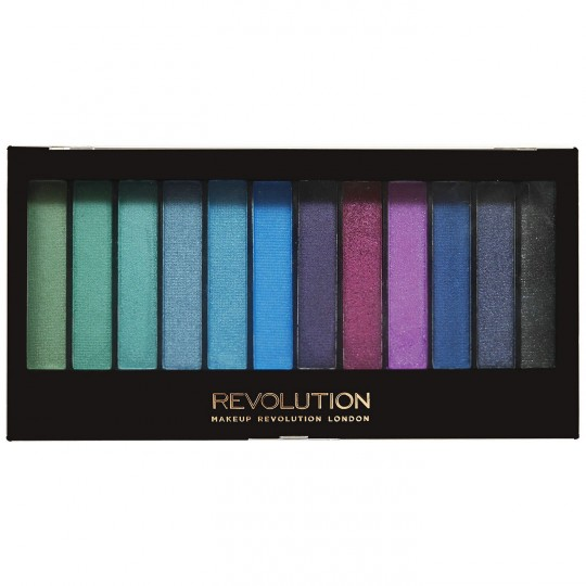 Makeup Revolution Redemption Palette - Mermaids vs Unicorns