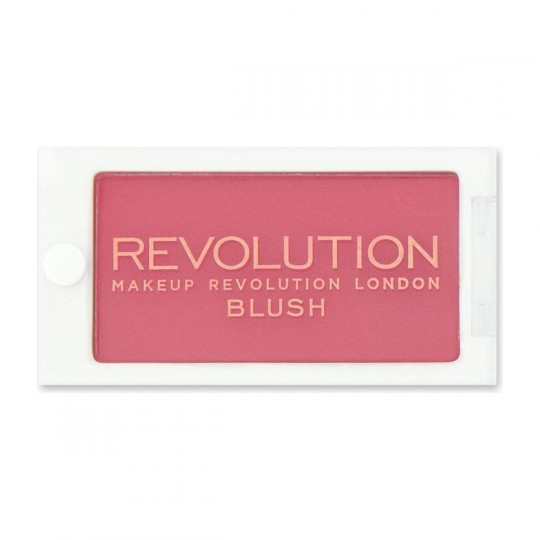 Makeup Revolution Powder Blush - Hot!