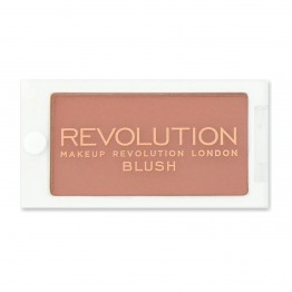 Makeup Revolution Powder Blush - Love