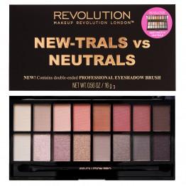 Makeup Revolution New-trals vs Neutrals Eyeshadow Palette