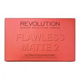 Makeup Revolution Ultra 32 Eyeshadow Palette - Flawless Matte 2