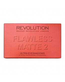 Makeup Revolution Ultra 32 Eyeshadow Palette - Flawless Matte 2