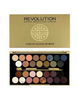 Makeup Revolution Palette - Fortune Favours The Brave