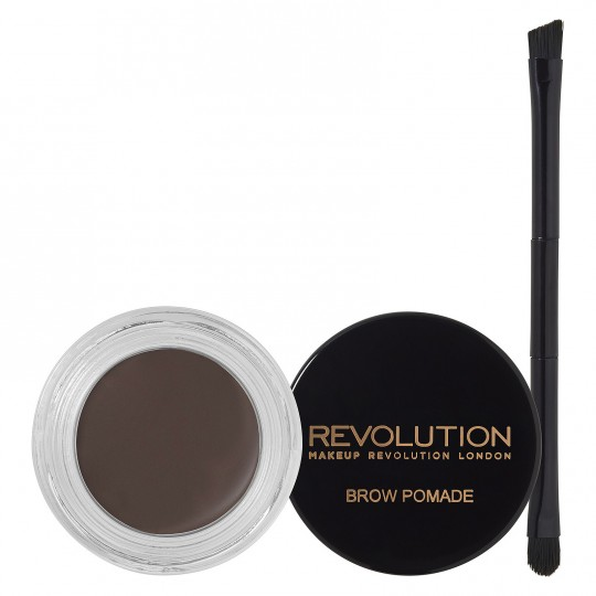 Makeup Revolution Brow Pomade - Ebony