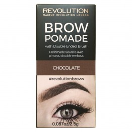 Makeup Revolution Brow Pomade - Chocolate