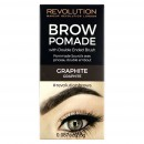 Makeup Revolution Brow Pomade - Graphite