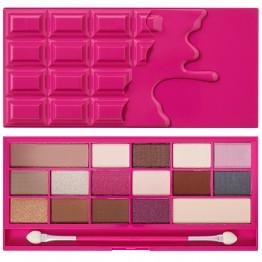 I Heart Makeup I Heart Chocolate - Chocolate Love (by Makeup Revolution)