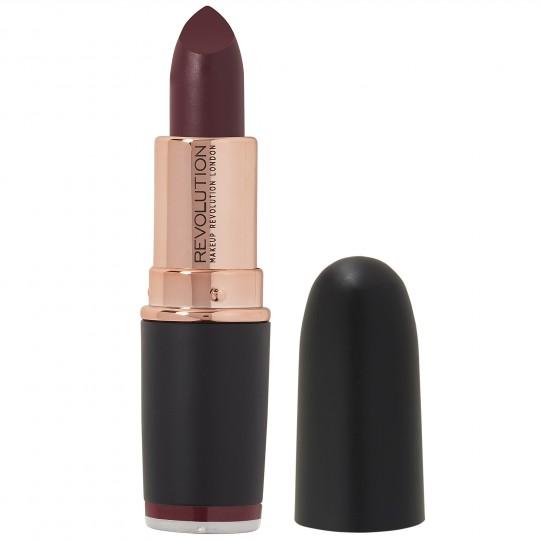 Makeup Revolution Iconic Matte Revolution Lipstick - Diamond Life