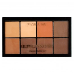 Makeup Revolution Ultra Pro HD Powder Contour - Medium Dark