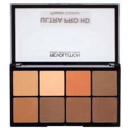 Makeup Revolution Ultra Pro HD Powder Contour - Medium Dark
