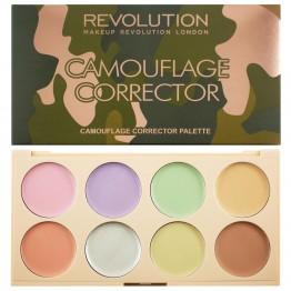 Makeup Revolution Camouflage Corrector Palette