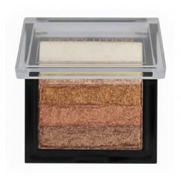 Makeup Revolution Vivid Shimmer Brick - Bronze Kiss