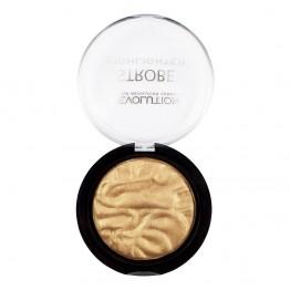 Makeup Revolution Strobe Highlighter - Gold Addict