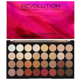 Makeup Revolution Ultra 32 Eyeshadow Palette - Flawless 3 Resurrection