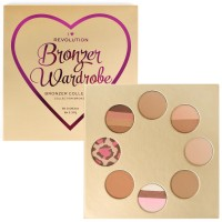 I Heart Revolution Bronzer Wardrobe
