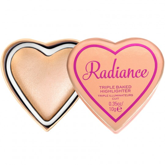 I Heart Revolution Glow Hearts Highlighter - Rays of Radiance