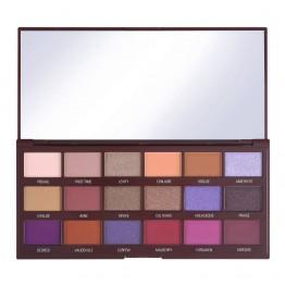 I Heart Revolution Violet Chocolate Eyeshadow Palette