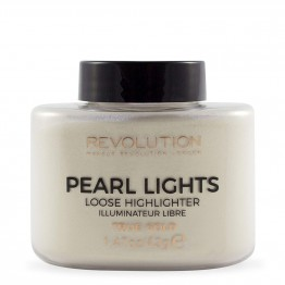 Makeup Revolution Pearl Lights Loose Highlighter - True Gold