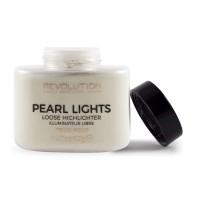 Makeup Revolution Pearl Lights Loose Highlighter - True Gold