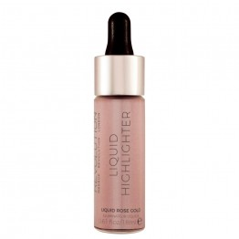 Makeup Revolution Liquid Highlighter - Rose Gold