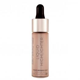 Makeup Revolution Liquid Highlighter - Bronze Gold