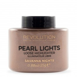 Makeup Revolution Pearl Lights Loose Highlighter - Savana Nights