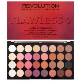 Makeup Revolution Ultra 32 Eyeshadow Palette - Flawless 4