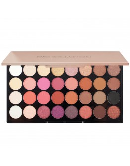 Makeup Revolution Ultra 32 Eyeshadow Palette - Flawless 4