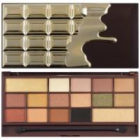 I Heart Revolution 24k Gold Chocolate Eyeshadow Palette