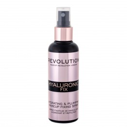 Makeup Revolution Hyaluronic Fix Hydrating & Plumping Fixing Spray