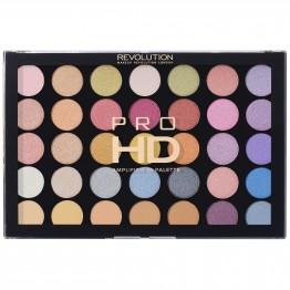 Makeup Revolution Pro HD Amplified 35 Eyeshadow Palette - Exhilarate
