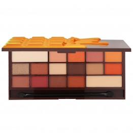 I Heart Revolution Chocolate Orange Eyeshadow Palette