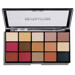 Makeup Revolution Re-Loaded Eyeshadow Palette - Iconic Vitality