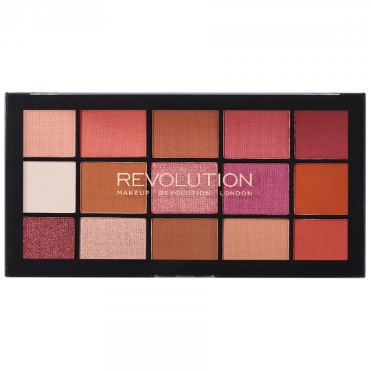Makeup Revolution Re-Loaded Eyeshadow Palette - Newtrals 2